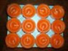 Partylite 2 boxes Peach Honey Citronella Tealights Nib