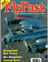 FlyPast Aviation Magazine May 1996 Evergreen Air Force Mosquitoes Balkan