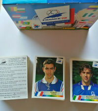 PANINI World Cup France 98 - aussuchen select - black schwarz WM WC 1998 1-262