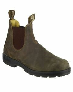 Blundstone 585 Original Leather Boots Rustic Brown!All size are Available!