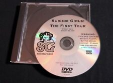 SUICIDE GIRLS: THE FIRST TOUR—2005 PROMO DVD