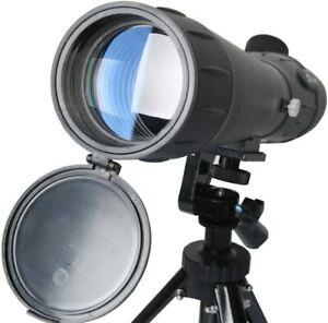 Gskyer Spotting Scope, 25-75x60 Bird Watching Telescope, Target Monocular New