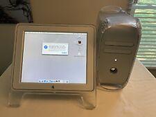Apple M8493 EMC 1896 933MHz 256MB RAM Power Mac G4 Desktop Computer