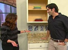 As Seen On Rachael Ray Ezfauxdecor Kitchen Countertop Granite LOOK Film Gold 14'