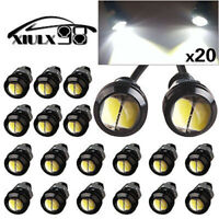 20x 12V 9W Car Eagle Eye LED Daytime Running Lamp DRL Backup Light Signal Lamp