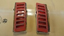 1970 19711972 CHEVROLET CHEVELLE SS MALIBU SIDE MARKER LIGHT ASSEMBLIES