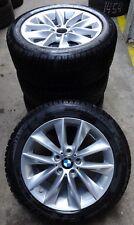 4 BMW Winterräder Styling 307 245/50 R18 100H M+S BMW X3 F25 X4 F26 RDK Sensoren