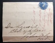 1900s Canada Stationery Wrapper Cover