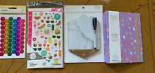1,553 Total stickers, Planner, Huge lot, Dry Erase Board!! Mom, Back To School!