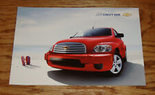 Original 2010 Chevrolet HHR Sales Brochure 10 Chevy Panel