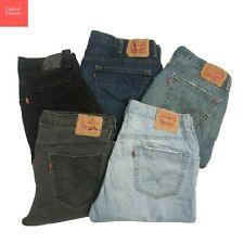 VINTAGE LEVIS LEVI 559 569 GRADE A MENS RELAXED STRAIGHT JEANS W32 W34 W36 W38