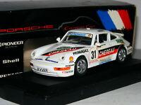 Vitesse 733.6 Porsche 911 Carrera Cup France 1991 Chereau #31 1/43