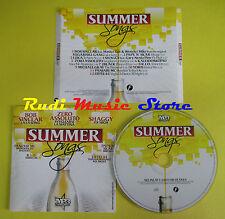 CD SUMMER SONGS 2009 compilation SHAGGY PAPS N SKAR EIFFEL 65 no lp mc dvd (C12)