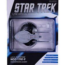 Star Trek Starships USS ENTERPRISE NCC 1701-F Federation Model Eaglemoss