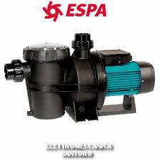 ELETTROPOMPA POMPA PER PISCINA SILEN2 50 HP 0,75 VOLT 380 ESPA