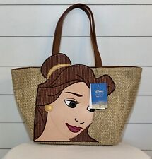 "DISNEY Danielle Nichole Large Tote Bag ""Belle"" Beauty And Beast ~ Women's NWT"