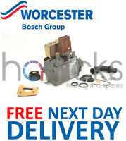 Worcester Greenstar 24i 28i Junior Gas Valve 87161113250 87161070520 Genuine NEW