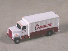 N Scale Cheeer Wine Delivery Truck