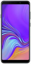 SIM Free Samsung Galaxy A9 6.3 Inch 128GB 24MP 4G Mobile Phone - Black.