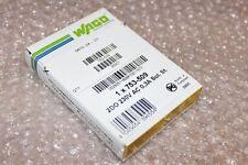 WAGO 753-509 2-Kanal-Digital Ausgangsklemme AC/DC 230V 0,3A /SSR NEU