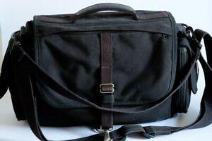 Domke Herald Press shoulder bag –black