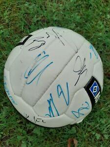 Autogrammball HSV 2011/2012