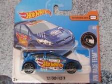 Artículos de automodelismo y aeromodelismo color principal azul Ford de escala 1:64