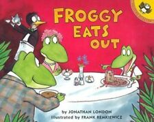 Froggy Eats Out - Jonathan London - 9780142500613