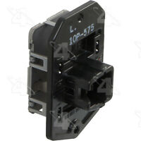 HVAC Blower Motor Resistor-Resistor Block Front 4 Seasons 20264