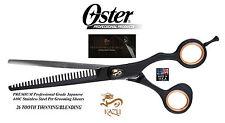 OSTER KAZU Premium 440C Pet Grooming 26 Tooth THINNING BLENDING SHEAR SCISSOR