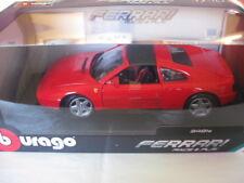 Burago Ferrari 348ts Rot Race & Play #18-16006R  1:18 Neu in OVP Ungeöffnet