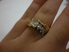 LADIES 14KYG MARQUISE DIAMOND 0.50CTW RING, 3.8GR (xpv890/02)