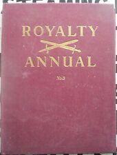 The royalty annual 1954 Queen  Elizabeth II Godfrey Talbot