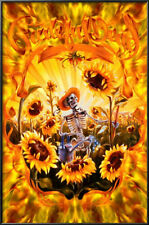 DRUG POSTER Grateful Grower Grateful Dead