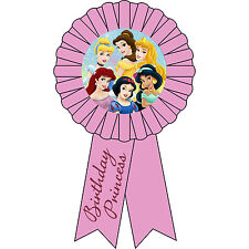 Disney Princess Guest of Honor Birthday Ribbon - Princess Party Supplies
