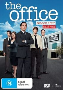 The Office Season 4 Part 1 and Part 2