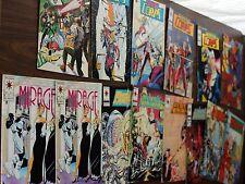 VALIANT COMICS LOT Hard Corps PSI LORDS Doctor Mirage MAGNUS Ninjak ARCHER Comic