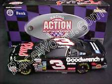 SALE Dale Earnhardt #3 1997 GM Goodwrench BIG PLUS ORIGINAL 1/24 Black Bank