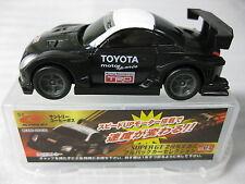 LEXUS SC430 TEST CAR TOYOTA TRD L Pull Back Car Collection SUPER GT NIB