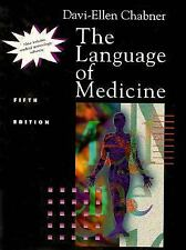 The Language of Medicine : A Write-in Text Explaining Medical Terms by Davi-Elle
