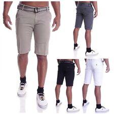 Kurze unifarbene Herren-Shorts & -Bermudas Markenlose