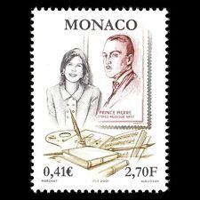 Monaco 2001 - 50th Anniversary of Literary Council of Monaco Art - Sc 2206 MNH