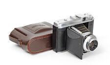 Voigtlander Perkeo II 6x6 with Lens Color Skopar 3.5/80mm f/3.5 No.3356617