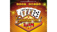 Guaranteed Win (Dvd and Gimmick) by Andy Smith and Alakazam Magic