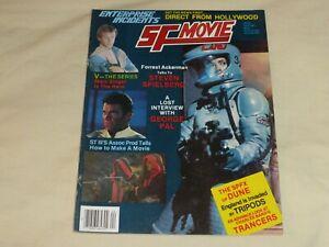 Enterprise Incidents SF Movie Land Magazine 1985 April Star Trek