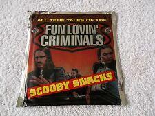 New & Sealed, FUN LOVIN CRIMINALS - Scooby Snacks, Foil Sleeve, 4 Tracks CD 1996