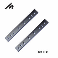 "Ryobi 10"" Planer Knives for Ryobi AP10 AP10N Single Edge HSS - Set of 2"