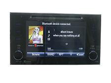 Toyota Sienna CD Player HD Radio Receiver XM Bluetooth Camera Gracenote Tacoma