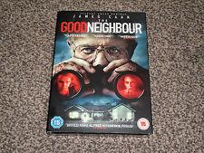 THE GOOD NEIGHBOUR : 2016 NEW & SEALED JAMES CAAN DVD (FREE UK P&P)