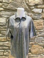 Jhane Barnes Men's Short Sleeve Shirt